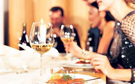0 Dinner Party Image Wine Glass
