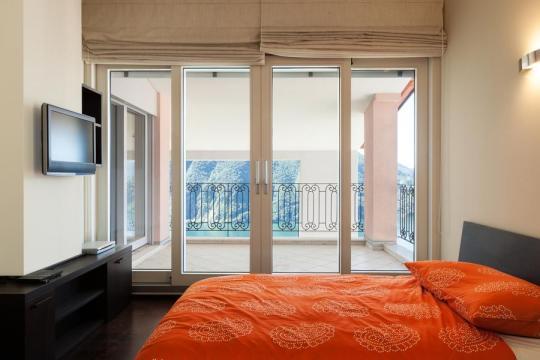 Luxury Bedroom Outdoor Space