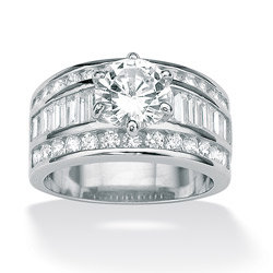 Ultimate-CZ-Platinum-over-Sterling-Silver-Cubic-Zirconia-Ring-P13606283