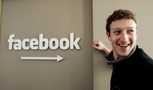 Mark Zuckerberg , Facebook