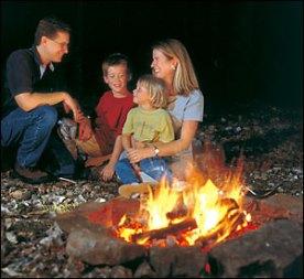 family_campfire