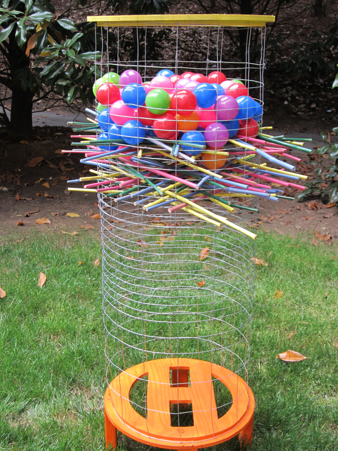 DIY Outdoor Family Games of the Year – My Select Life – By the